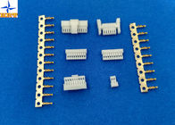 wire to board connector with B type lock 1.0mm pitch wire housing white color connector